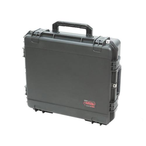 SKB iSeries 2421-7B-C Waterproof Case w/ Customizable Cubed Foam (Color: Black)
