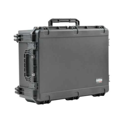 SKB iSeries 3424-12 Wheeled Waterproof Case w/ Cubed Foam