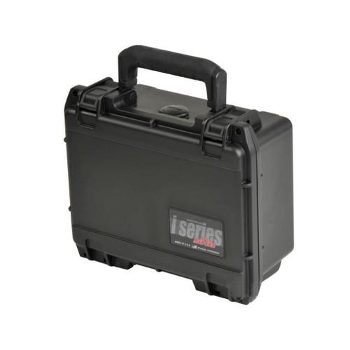 SKB iSeries 3i-0806-3B-C Pistol Case w/ Cubed Foam (Color: Black)