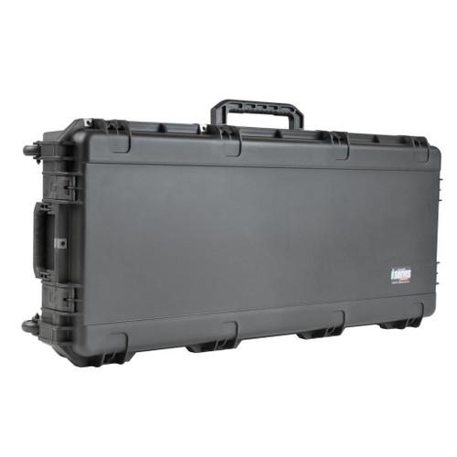 SKB iSeries 4719-8 Wheeled Waterproof Case w/ Layered Foam
