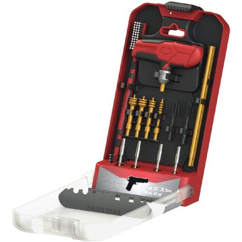 16 Piece Handgun Cleaning Kit