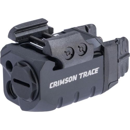 Crimson Trace Rail Master Universal Laser Sight / Tactical Weapon Light (Model: CMR-204 / Green Laser)