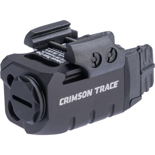 Crimson Trace Rail Master Universal Laser Sight / Tactical Weapon Light (Model: CMR-205 / Red Laser)
