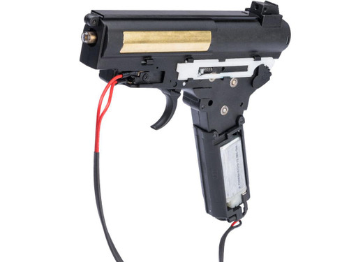 CYMA Sport Complete Ver III Gearbox w/ High Torque Motor for AK Series Airsoft AEG (Type: Rear Wired)