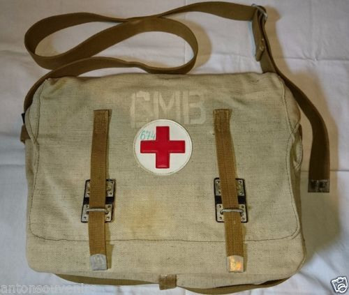 Russian Military Issue Medical Corpsman Bag