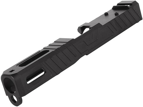 PTS ZEV Technologies Licensed Omen Slide Kit for ISSC M22, SAI BLU, Lonewolf, & Compatible Airsoft Gas Blowback Pistol