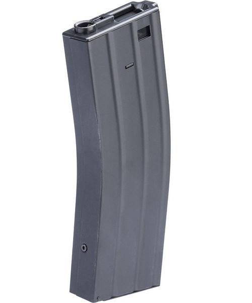 Cybergun FN Herstal Licensed 400rd Metal FlashMag Magazine for M4 / M16 Series Airsoft AEG Rifles