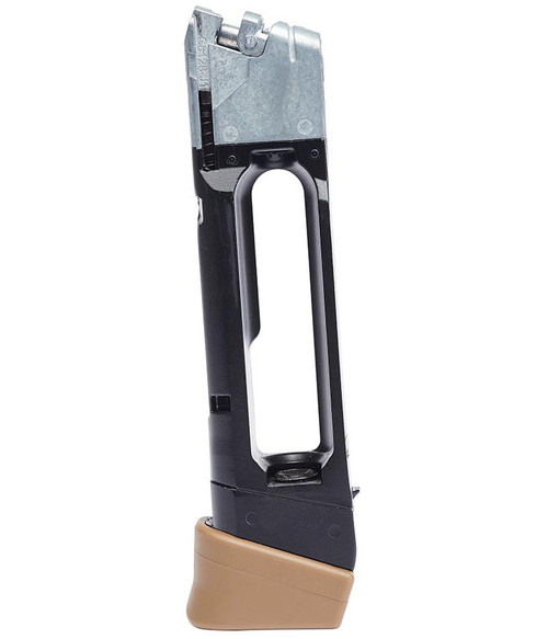 Elite Force Fully Licensed 20rd Magazine for GLOCK 19X Half-Blowback CO2 Gas Airsoft Pistol