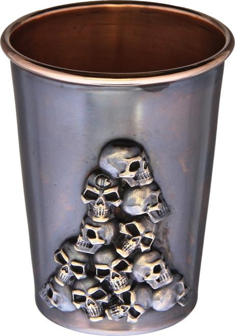 Copper Cup Single Side