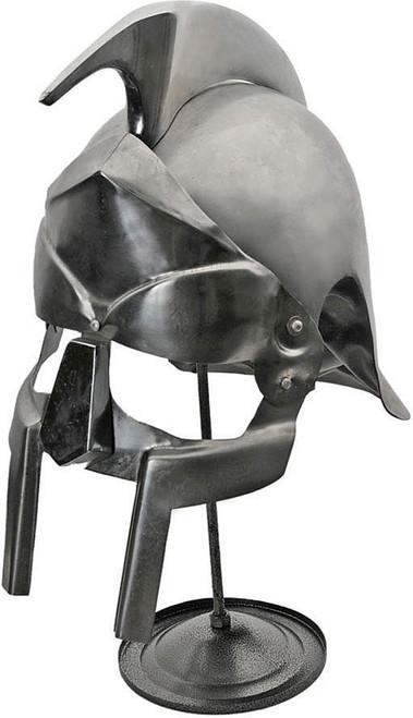Gladiator Helmet w/Stand