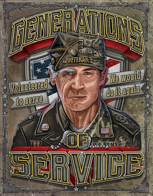 Generations of Service