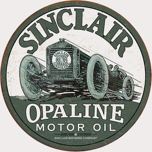 Sinclair Race Car