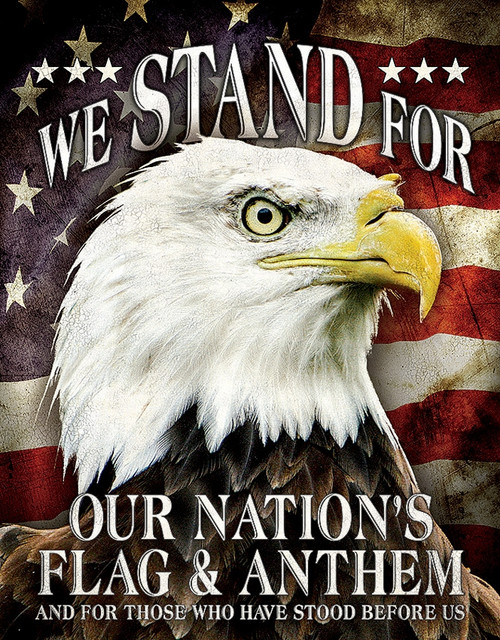 We Stand For