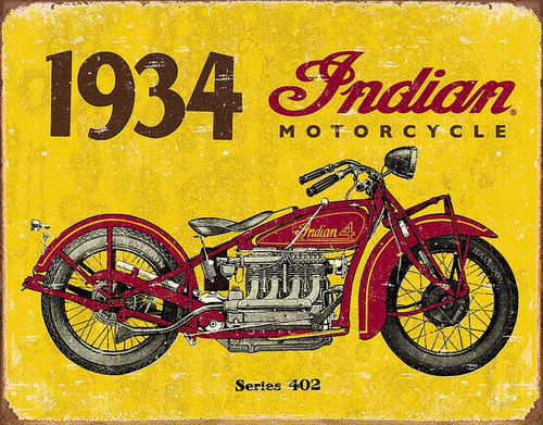 1934 Indian Motorcycles