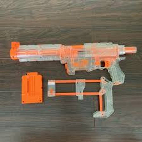 Nerf Recon CS-6 Clear