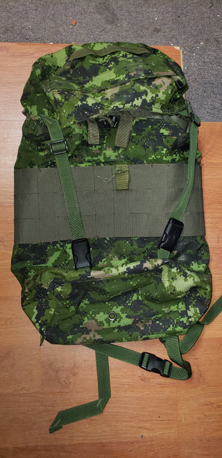 Canadian Armed Forces Experimental Rucksack - RARE BAG