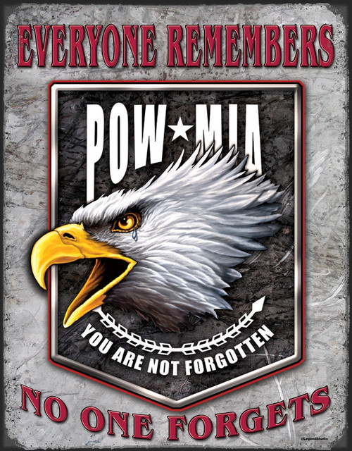 Legends POW-MIA Eagle