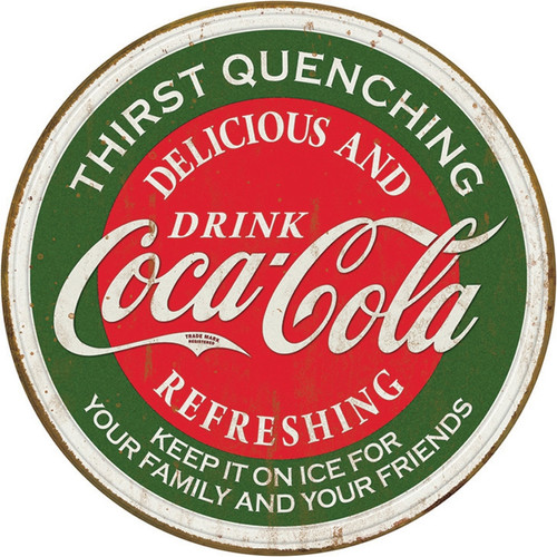 Coca Cola Delicious and