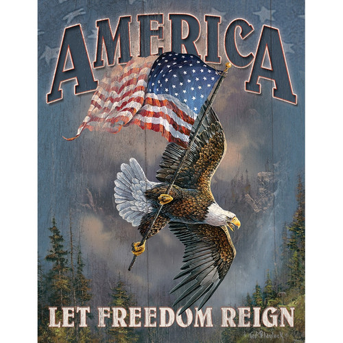 Let Freedom Reign