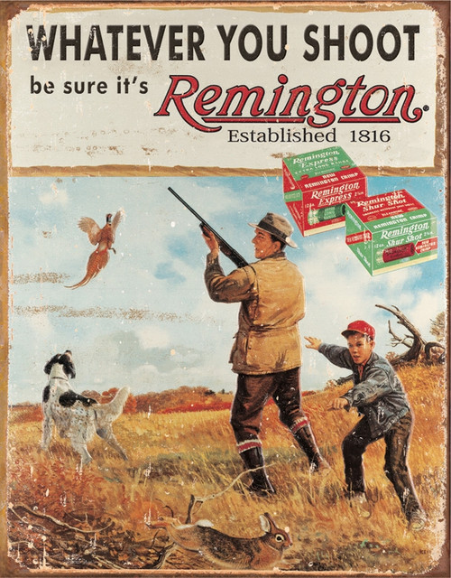 Remington Whatever You Shoot