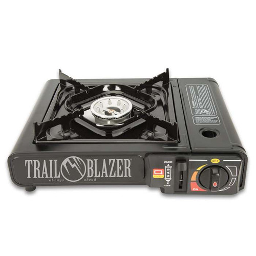 Trailblazer Portable Camping Stove With Carry Case