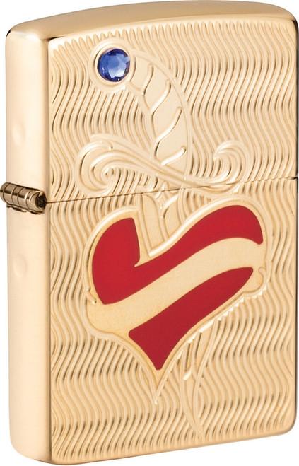 Heart and Sword Lighter