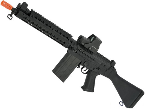 6mmProShop FAL Carbine Airsoft Electric Blowback AEG (Version: Type A)