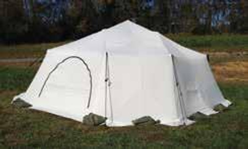 HDT ArctiX™ Shelter A Cold Weather Shelter for Up to 15 Personnel