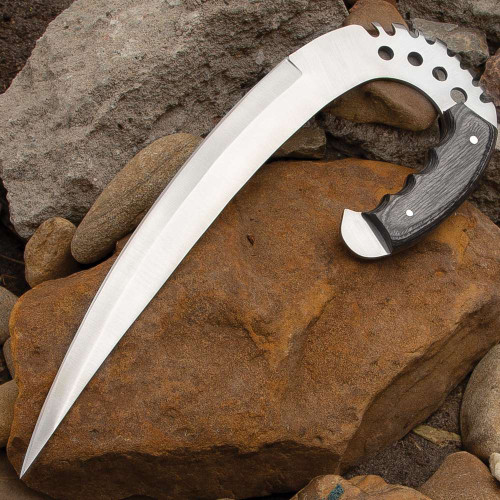 Riddick Claw Knife With Sheath