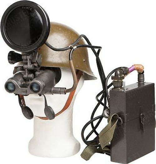 Polish Armed Forces Night Vision Goggles NS-71