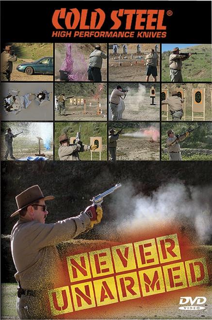 Never Unarmed DVD