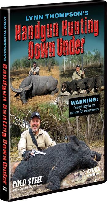 Handgun Hunting Down Under DVD