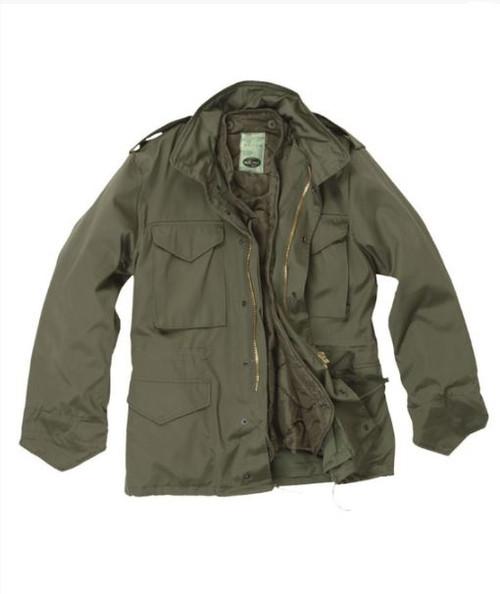 MIL-TEC OD M65 Field Jacket w/Liner