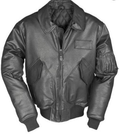 Mil-Tec Black CWU Jacket