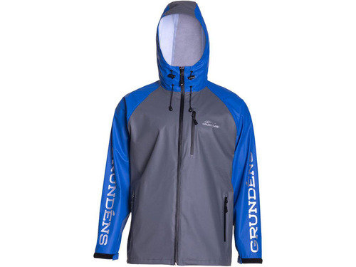 Grunden Tourney Full Zip Jacket (Color: Ocean Blue)