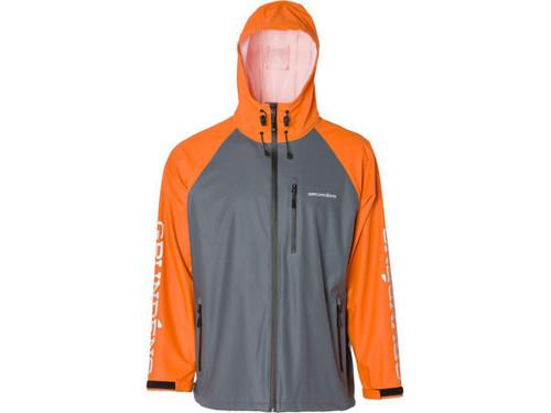 Grunden Tourney Full Zip Jacket (Color: Burnt Orange)