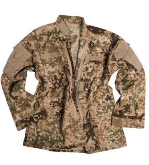 Mil-Tec Arid Fleck Camo ACU Jacket