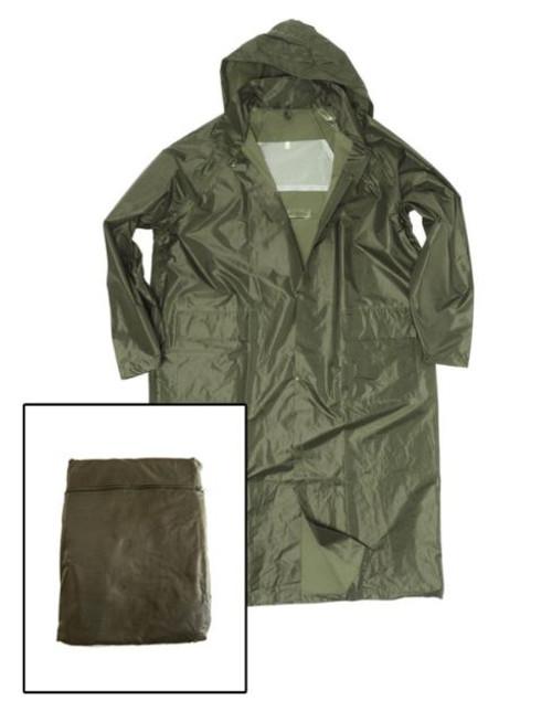MIL-TEC OD Raincoat