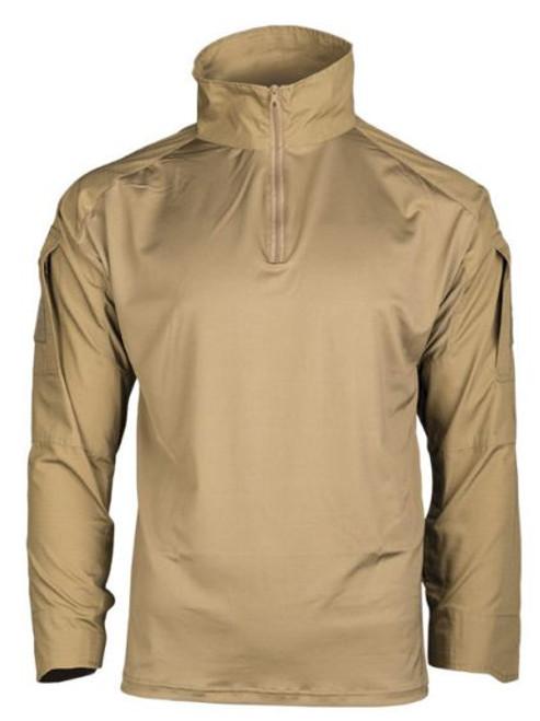 Mil-Tec Coyote Tactical Field Shirt