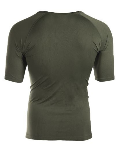 Mil-Tec Tactical Long Sleeve Quick Dry Mens Shirt Sport Outdoor Hunting Black