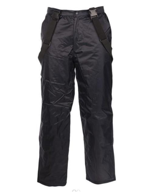 Mil-Tec Dark Blue Thermal Pants w/Suspenders