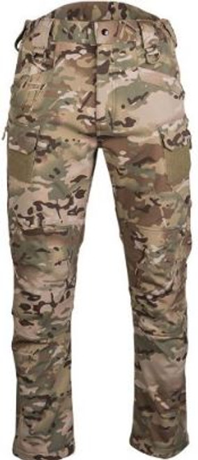 Mil-Tec Multitarn Softshell Assault Pants