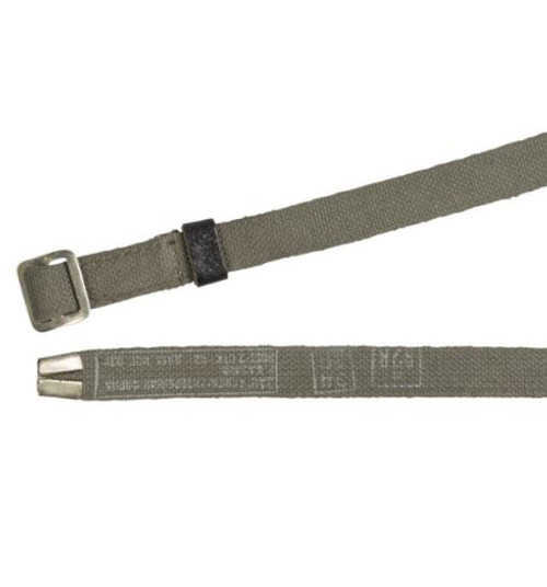 Russian OD Web Trouser Belt