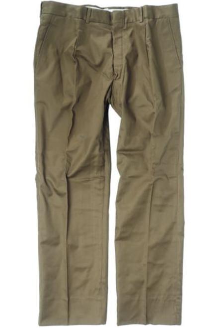 Italian Orig Dark Khaki Chino Pants