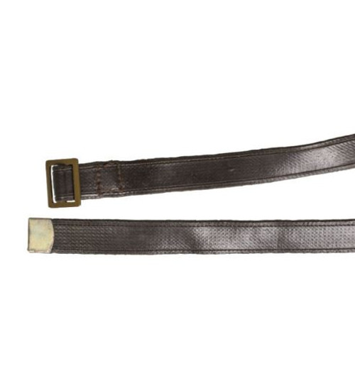 Russian Brown Web Trouser Belt