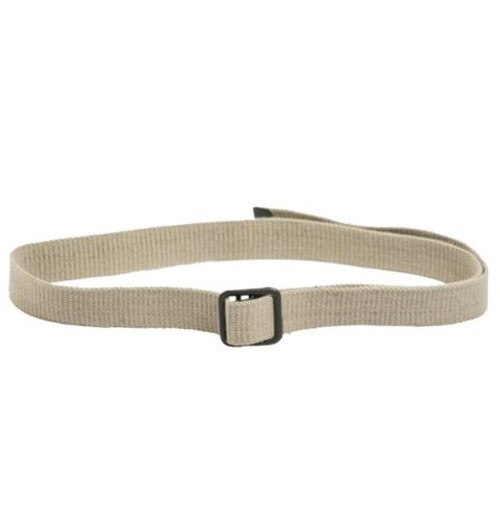 French Khaki Trouser Belt
