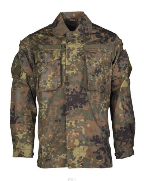 Mil-Tec Flectar Camo Commando Smock Shirt