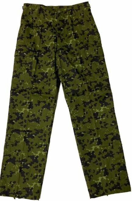 Mil-Tec Danish Camo Bdu Field Pants