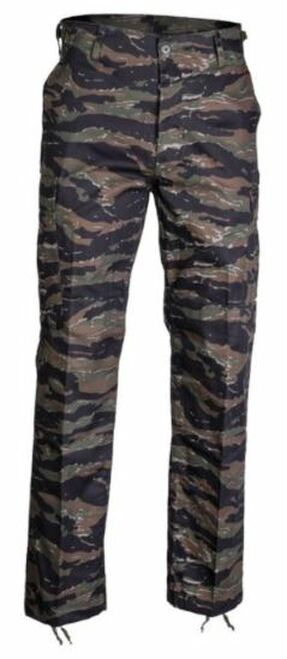 Mil-Tec Tiger Stripe Camo Bdu Field Pants