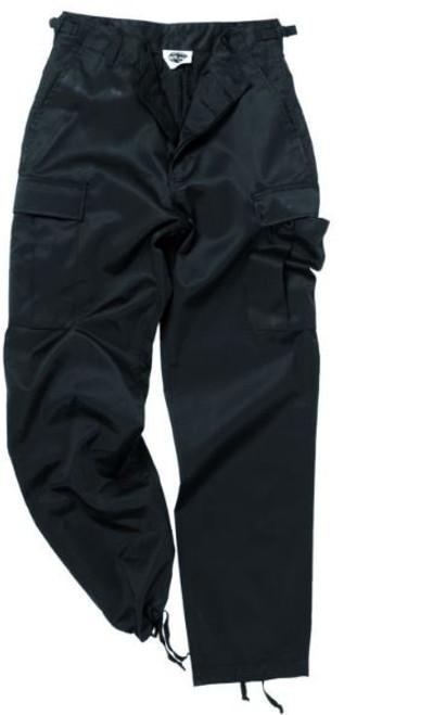 Mil-Tec Black Ranger BDU Field Pants